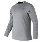 Seasonless Long Sleeve, Athletic Grey