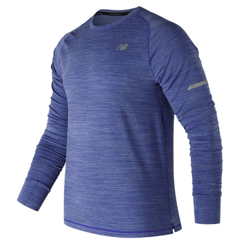 New Balance Seasonless Long Sleeve Boy's All Clothing - MT73236PFH