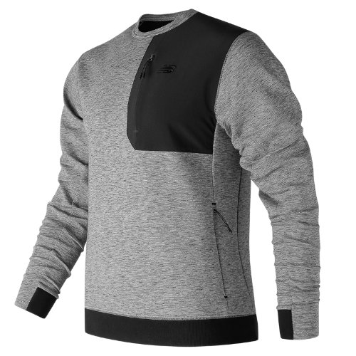New Balance 247 Luxe Crew Boy's Clothing Outlet - MT73519AG