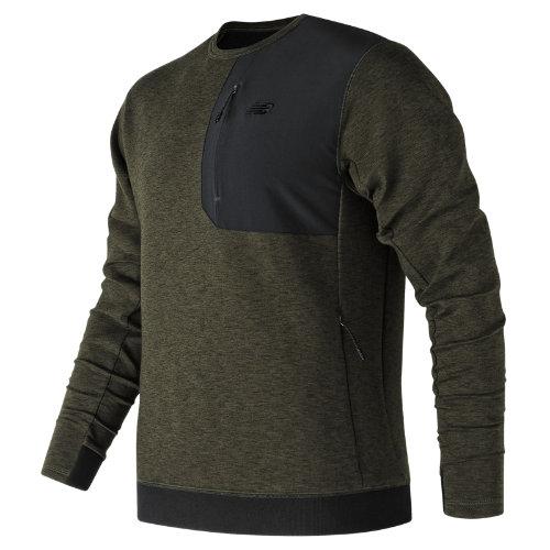 New Balance 247 Luxe Crew Boy's All Clothing - MT73519MKG