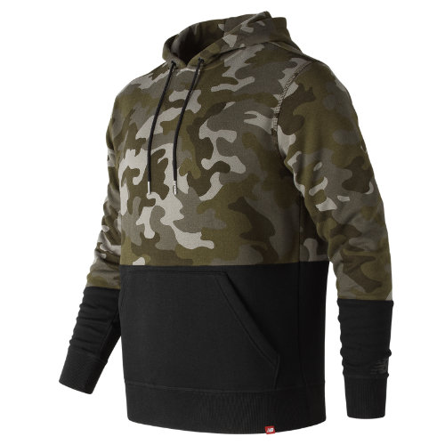 New Balance : Essentials Pullover Hoodie : Men's Casual : MT73529UCP