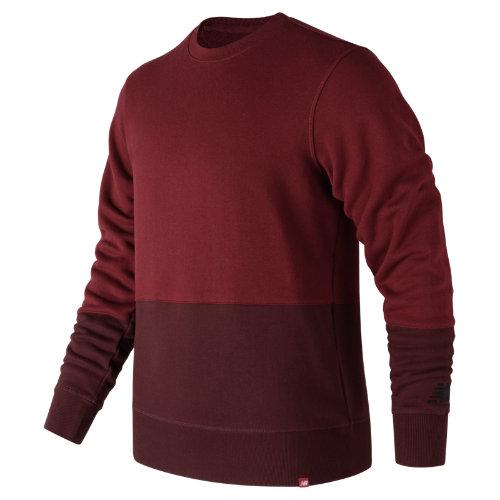 New Balance Essentials Crew BL Boy's All Clothing - MT73530MCR