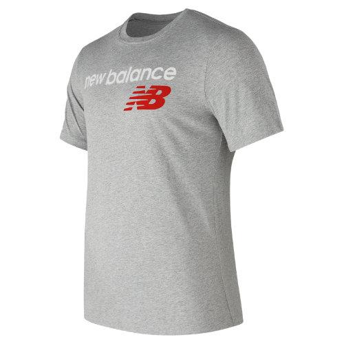 New Balance NB Athletics Main Logo Tee Boy's Casual - MT73581AG