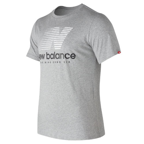 New Balance Essentials Speed Tee Boy's Clothing Outlet - MT73596AG