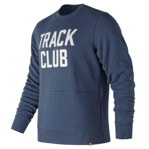 New Balance : Essentials Track Club Crew : Men's Casual : MT73598VIM