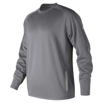 Men's Baseball Pullover 2.0, Gunmetal