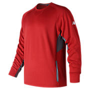 Baseball Pullover 2.0, Team Red