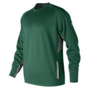 Baseball Pullover 2.0, Team Dark Green