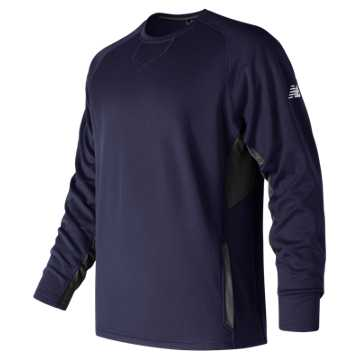 Men's Baseball Pullover 2.0, Team Navy