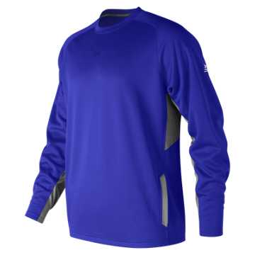 Men's Baseball Pullover 2.0, Team Royal