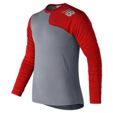 Seamless X4J Asym Left, Red