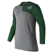 Seamless X4J Asym Left, Team Dark Green