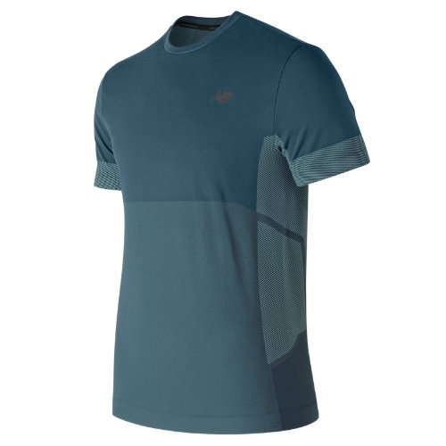 New Balance Stretch Short Sleeve Boy's Casual - MT81013PE