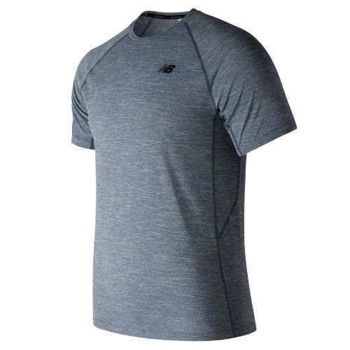 New Balance Tenacity Short Sleeve Boy's Performance - MT81095PE