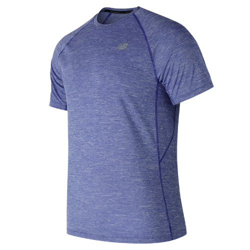 New Balance Tenacity Short Sleeve Boy's Performance - MT81095TRY