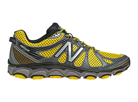 New Balance 810v2, Grey with Yellow