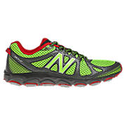 New Balance 810v2, Green with Grey & Red