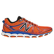 New Balance 810v2, Orange with Blue