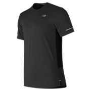 NB Ice 2.0 Short Sleeve, Black