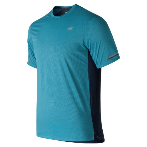 New Balance NB Ice 2.0 Short Sleeve Boy's Performance - MT81200CAD