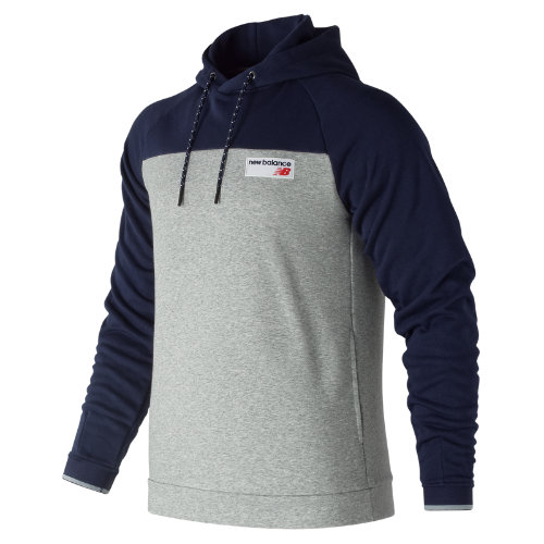New Balance NB Athletics Pullover Boy's Casual - MT81531PGM