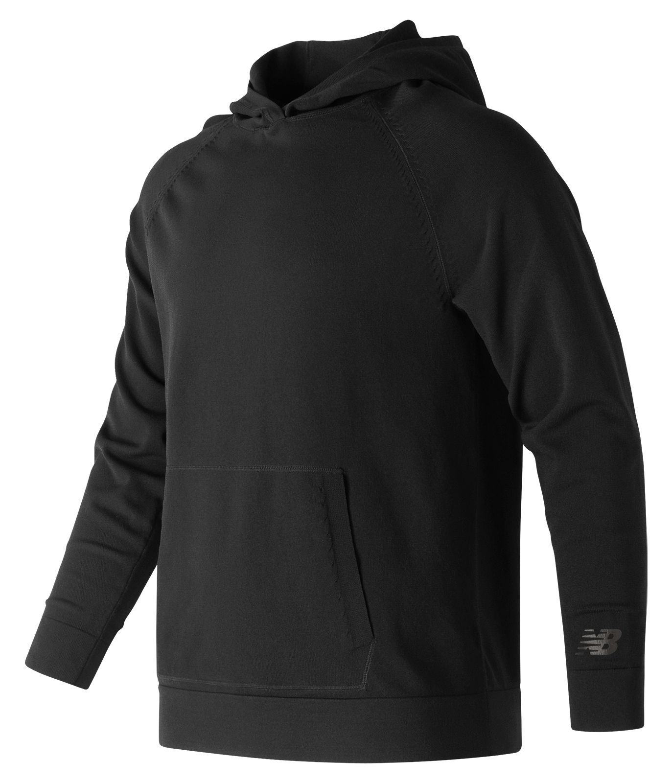 247 Luxe Knit Pullover Hoodie