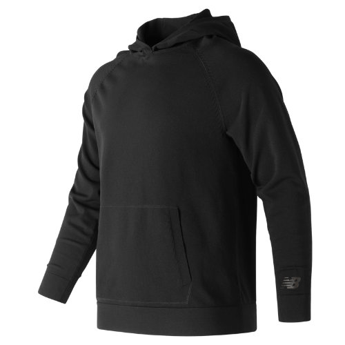 New Balance 247 Luxe Knit Pullover Hoodie Boy's Casual - MT81549BK