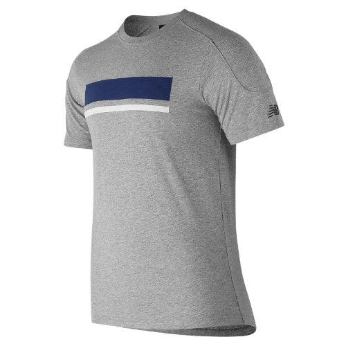 New Balance NB Athletics Evo Tee Boy's Clothing Outlet - MT81555AG