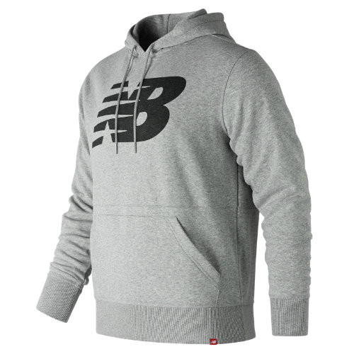 New Balance Essentials Pullover Hoodie Boy's Casual - MT81557AG