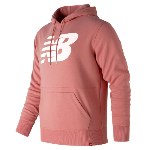 New Balance Essentials Pullover Hoodie Boy's Casual - MT81557DTP