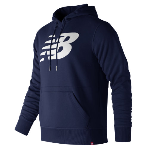 New Balance Essentials Pullover Hoodie Boy's Casual - MT81557PGM