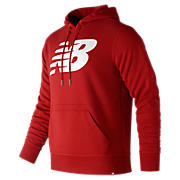 Essentials Pullover Hoodie, Red Pepper