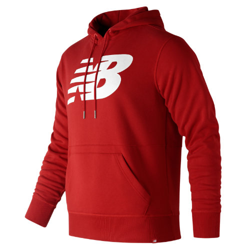 New Balance Essentials Pullover Hoodie Boy's Casual - MT81557REP