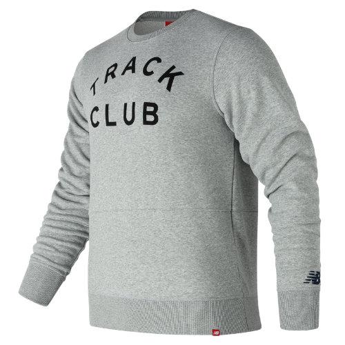 New Balance Essentials Track Club Crew Boy's Casual - MT81558AG