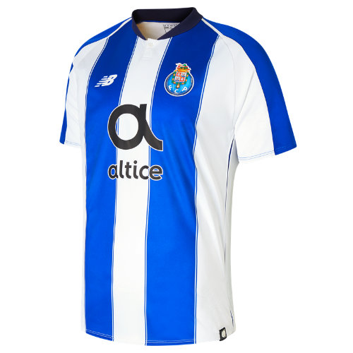 New Balance FC Porto Home Short Sleeve Jersey Boy's Over €100 - MT830107STW
