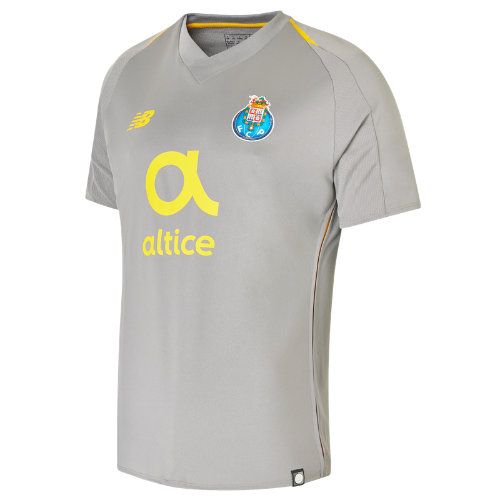 New Balance FC Porto Away Short Sleeve Jersey Boy's Over €100 - MT830121FNG