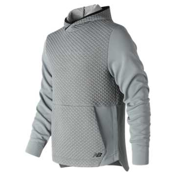 Men's NB Heat Loft Pullover , Athletic Grey