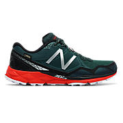 910v3 Trail Gore Tex®, Dark Green with Red & Black