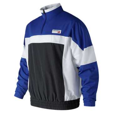 Men's NB Athletics Windbreaker Pullover , Team Royal