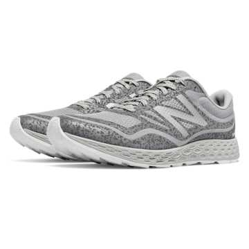 New Balance Fresh Foam Gobi Trail Moon Phase, Silver with Grey