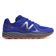 NB Fresh Foam Hierro, Blue with Grey