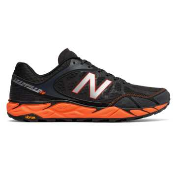New Balance Leadville v3, Black with Orange