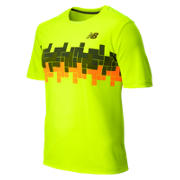 Short Sleeve Challenger Top, Hi-Lite