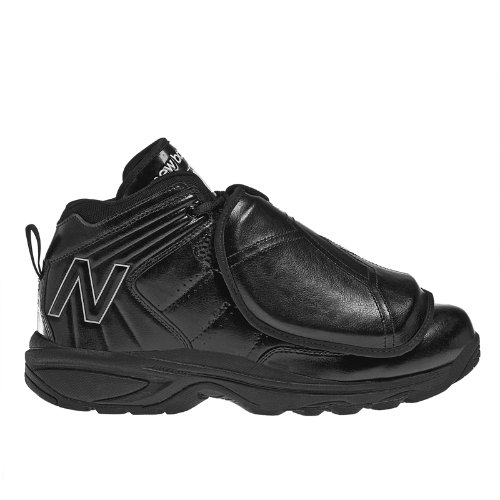 New Balance 460 Men's Umpire Shoes - Black (MU460MBK)