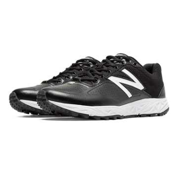New Balance Low-Cut 950v2, Black with White
