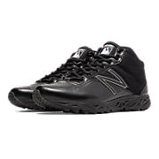 Mid-Cut 950v2 Umpire, Black with Black