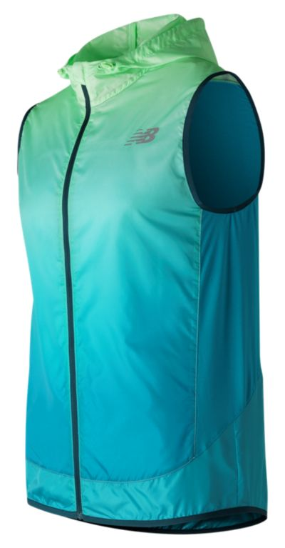 New Balance 71235 Men's Fun Run Vest | MV71235AGP