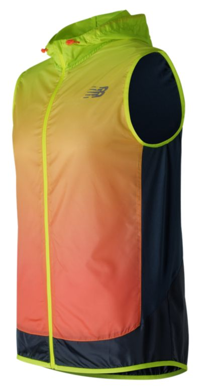 New Balance 71235 Men's Fun Run Vest | MV71235HLP