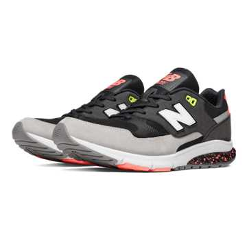 New Balance 530 Vazee, Black with Grey