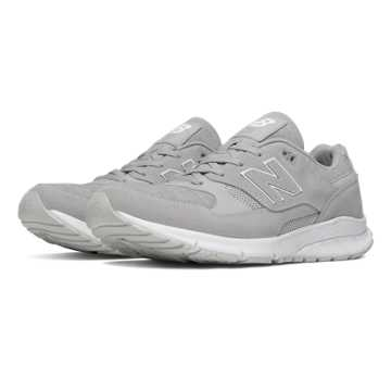 New Balance 530 Vazee Sweatshirt, Light Grey